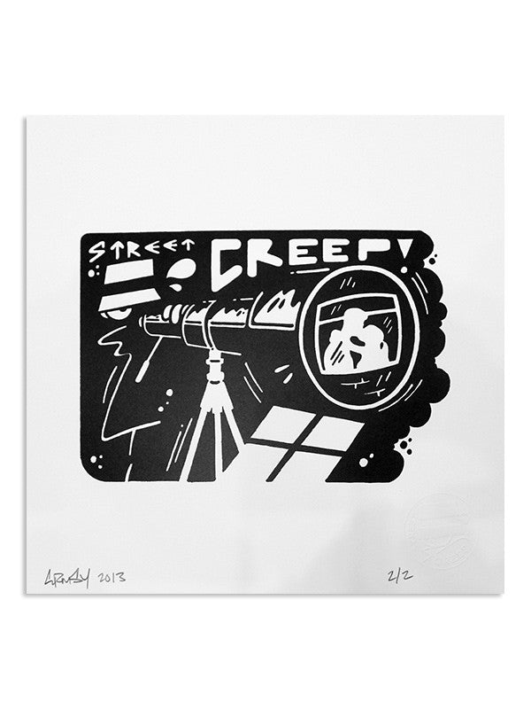 'Street Creep 012' by Street Creep