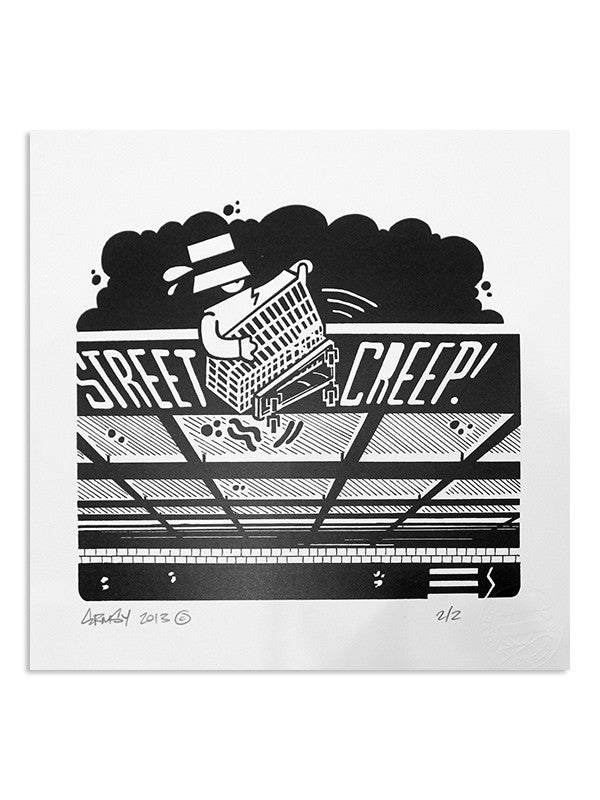 'Street Creep 020' by Street Creep