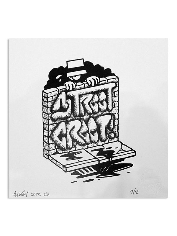 'Street Creep 036' by Street Creep