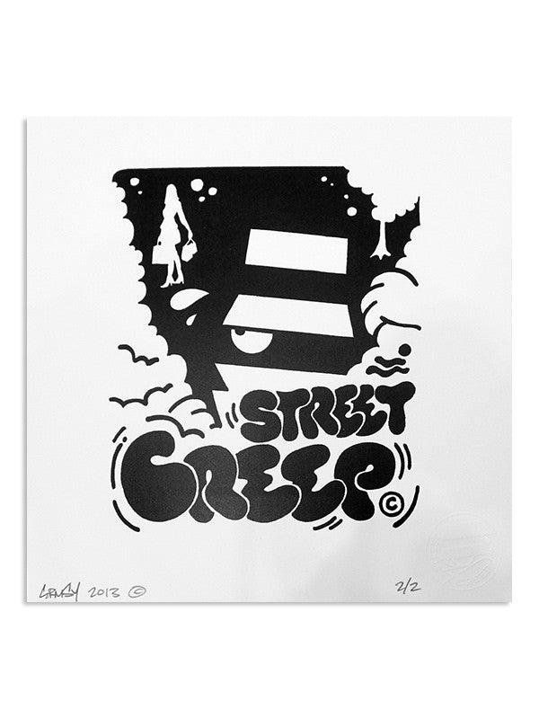 'Street Creep 037' by Street Creep