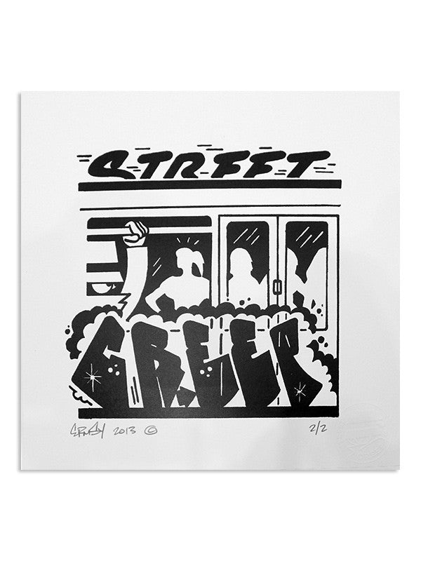 'Street Creep 054' by Street Creep