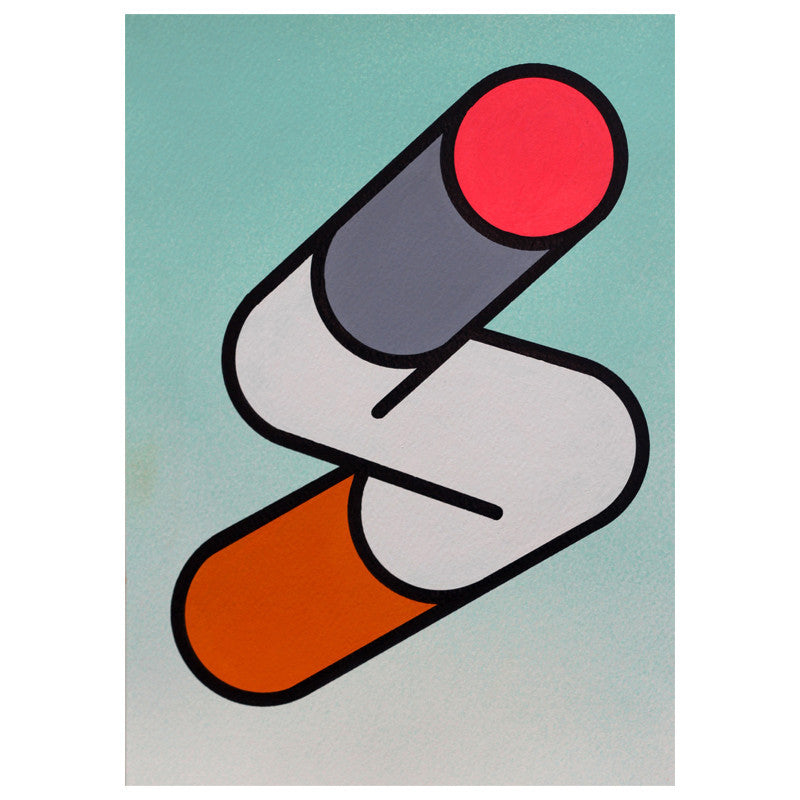 'Ciggy Study 10' by Mr Penfold
