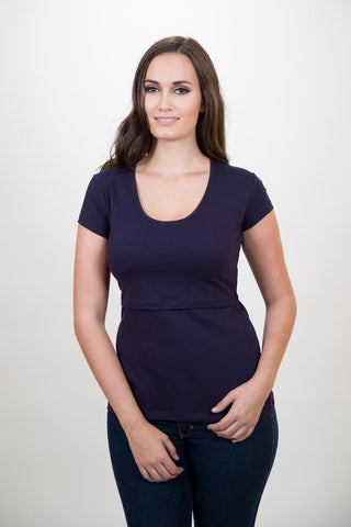 Mamawear Cotton nursing T-shirt
