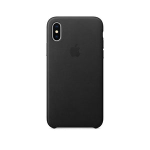 Apple Case Protector De Piel Para Iphone Xs