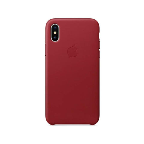 Apple Protector Leather para iPhone X