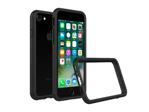 Funda para iPhone 7 Plus Negro CrashGuardfor RhinoShield