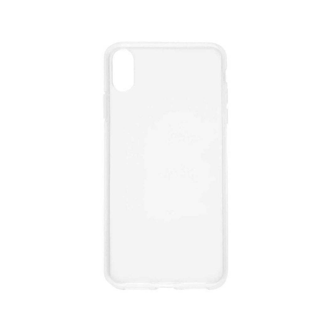 Quikcell Case de Gel Transparente iPhone XS