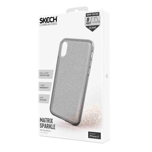 Skech Matrix Night Sparkle Funda Para iPhone X