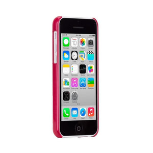 Case Mate Protector Barely There Glimmer Rosa iPhone 5C