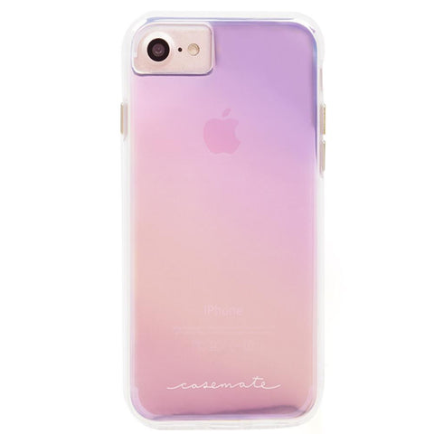 Case Mate Naked Tough Iridescent Protector para iPhone 7