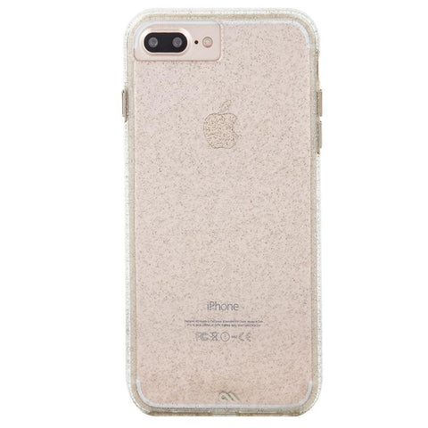Case Mate Naked Tough Protector Champagne para iPhone 7 Plus