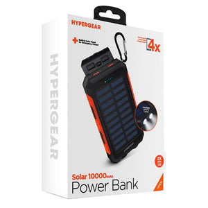 Hypergear Solar Power Bank 10000 mAH