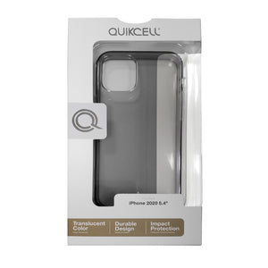 QUIKCELL FUNDA PARA IPHONE 12 MINI HUMO