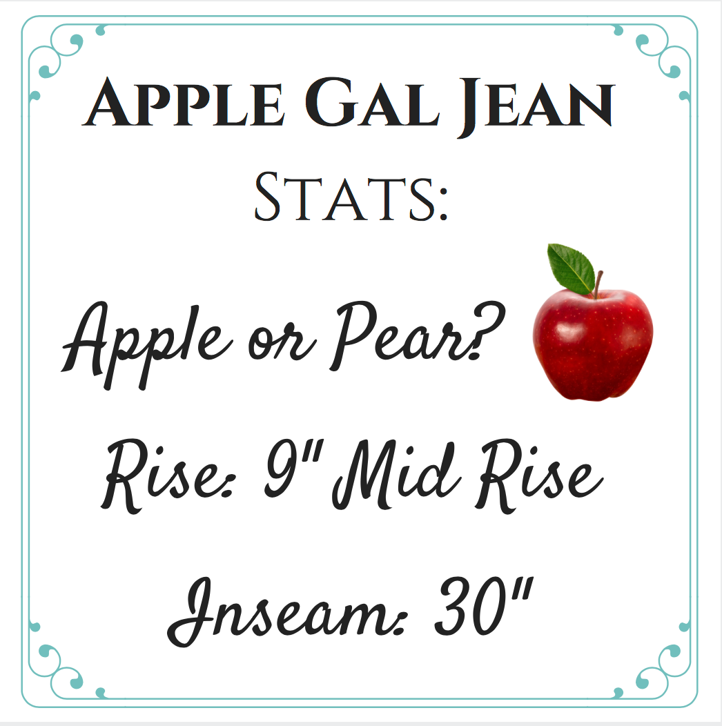 Apple Gal Jean