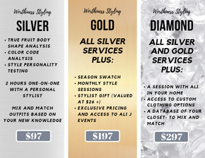 Worthiness Styling: Silver