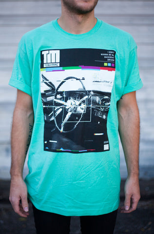 Backseat Driver Tee