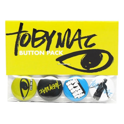 Eye On It Button Pack