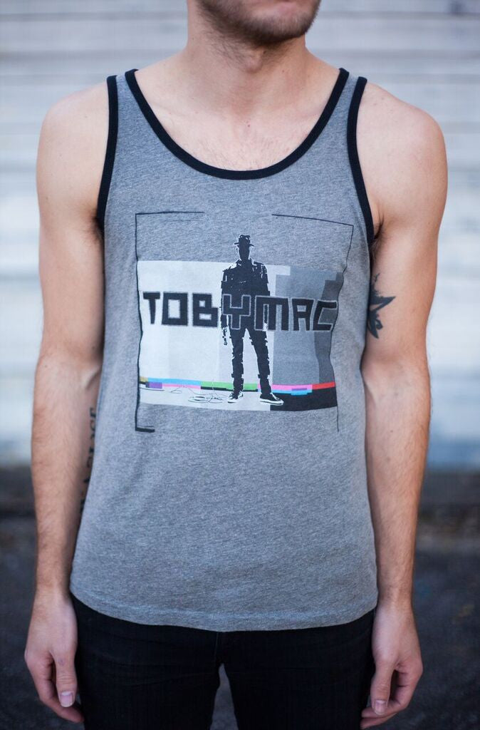 SALE 20% OFF - This Is Not A Test Tank Top