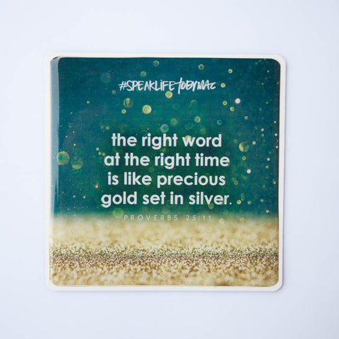 RIGHT WORD #SPEAKLIFE Magnets