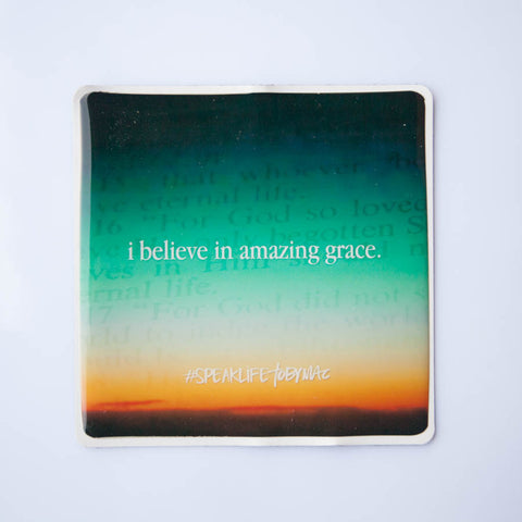 AMAZING GRACE #SPEAKLIFE Magnets