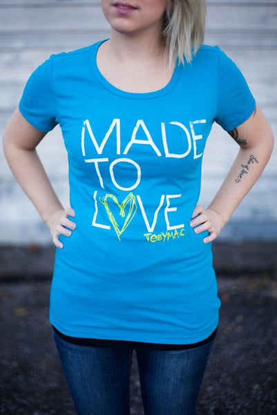 SALE 20% OFF - Made To Love Tee