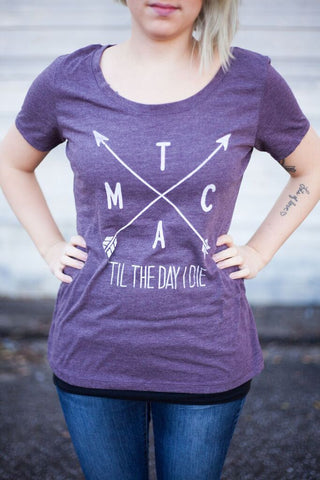 TMAC Arrows Purple