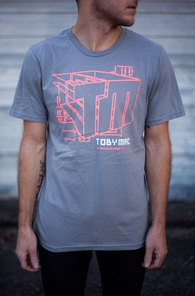 SALE 20% OFF - TM Coral Architecture Tee