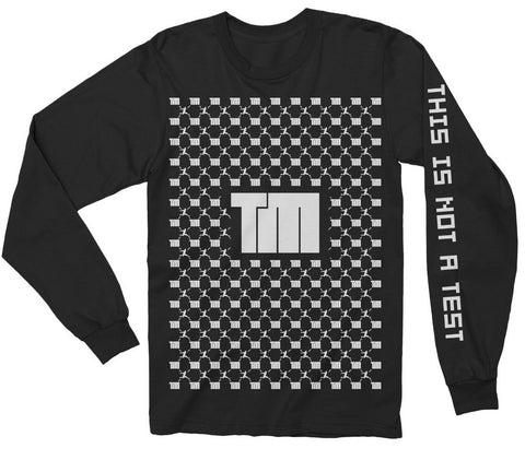 TM Pattern Long Sleeve