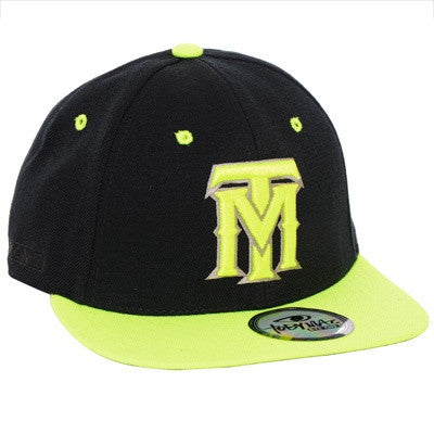 Neon Yellow TM Hat