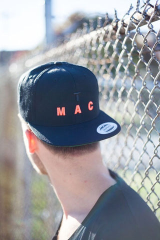 BLACK LABEL TMAC Black Hat