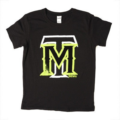 SALE 50% OFF - Youth TM Graffiti Tee