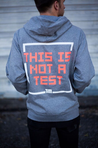 This Is Not A Test Zip Up