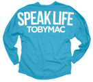 TEAL Speak Life Game Day Jersey