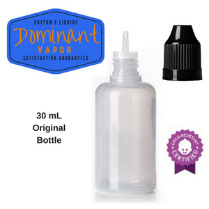 DIY Empty Bottles 10 Pack - Various Sizes/Types