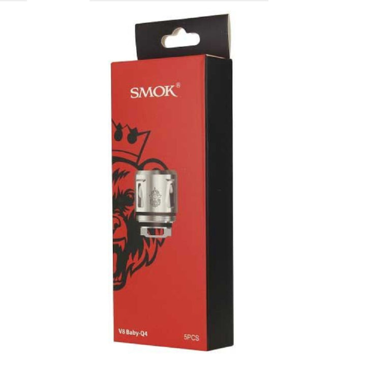 TFV12 Baby Prince / TFV8 Baby Replacement Coils 5 Pack by Smok