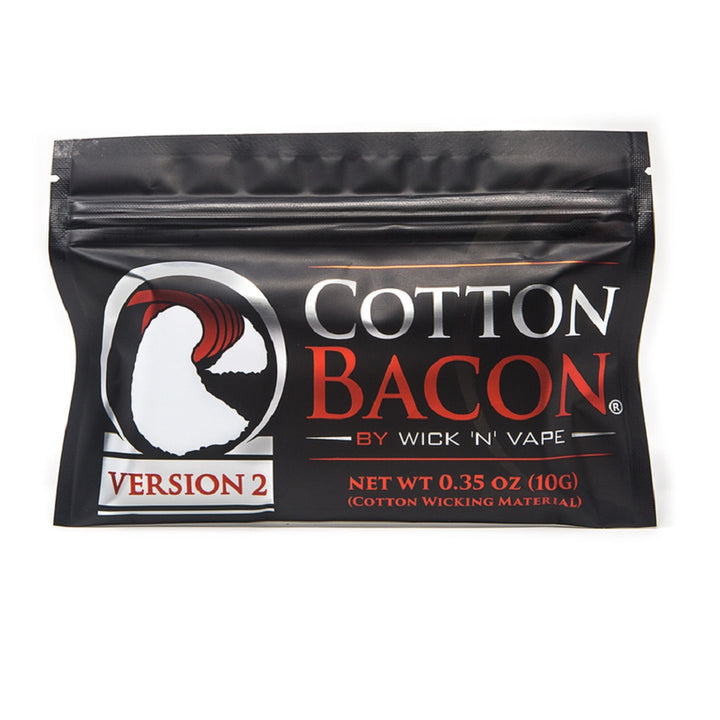 Cotton Bacon V2 Wick 10 Piece