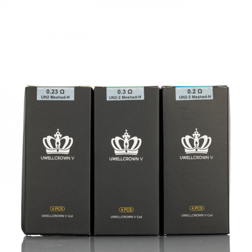 Crown V Replacement Coils (4 pack) by Uwell