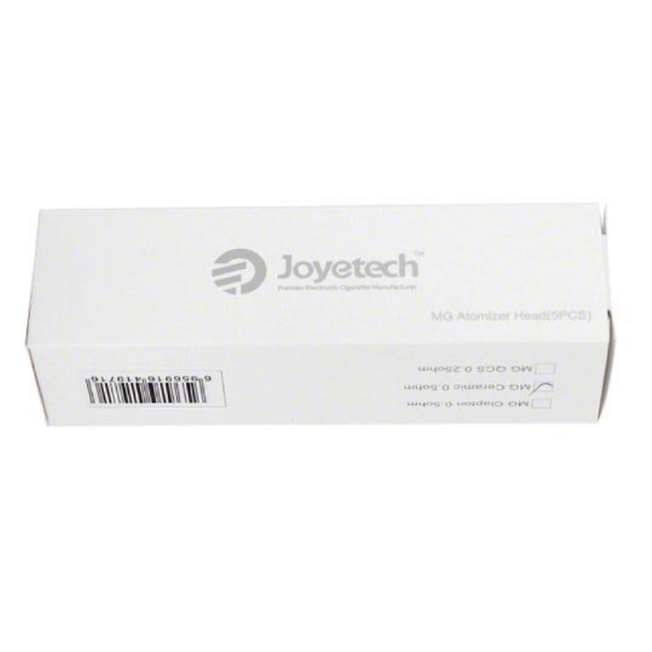 MG Coils (Ultimo Tank) 5 Pack by Joyetech (Clearance)