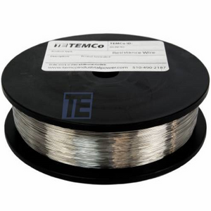 Ni200 Nickel Wire Annealed (25 Foot Roll) - Dominant Vapor