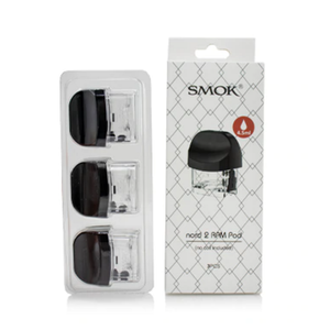Nord 2 Replacement Pod (3 Pack) by Smok