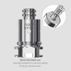 Smok Nord Replacement Coils 5 Pack