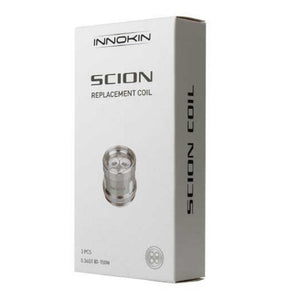 Scion II/Plex Coils 3 Pack by Innokin