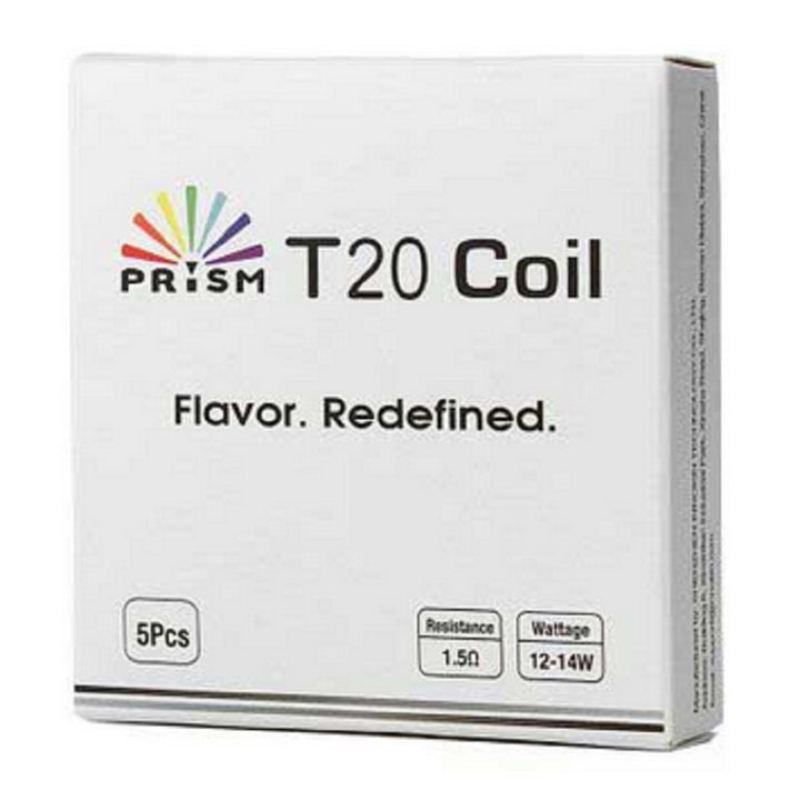 Endura Prism T20 Replacement Coils 5 Pack by Innokin