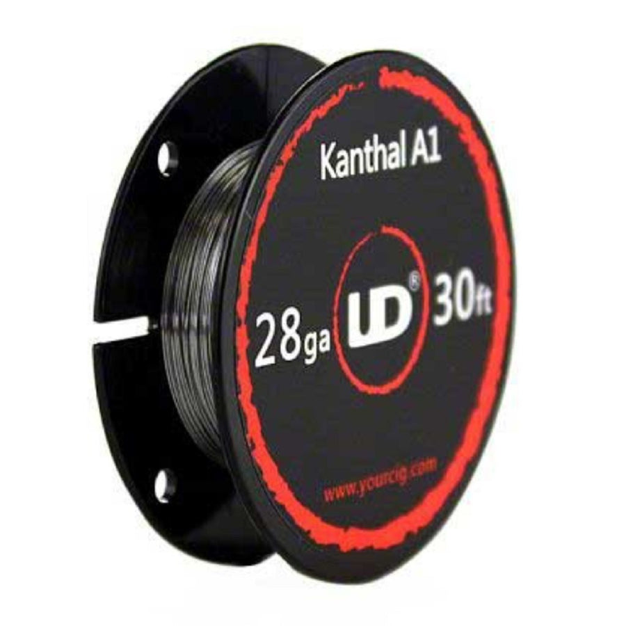 Kanthal A-1 Wire Roll by UD (15 - 32 ft) - Dominant Vapor  - 2