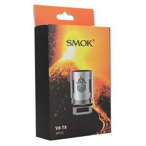 TFV8 Coils 3 Pack by Smok - Dominant Vapor  - 1