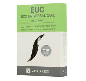 Estoc EUC Replacement Coils 5 Pack by Vaporesso