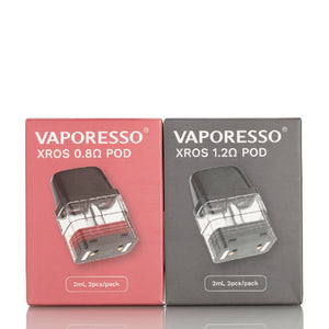 XROS Replacement Pods (2 Pack) by Vaporesso