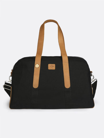 BAG48 - BLACK/TAWNY