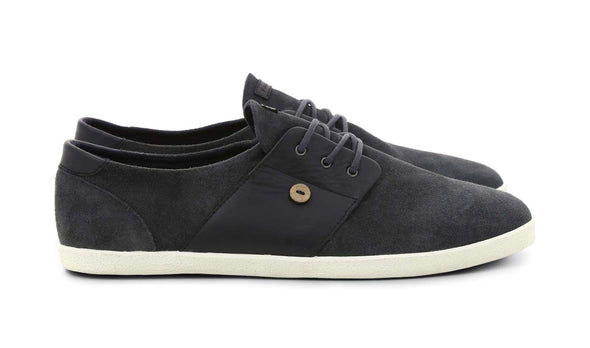 CYPRESS Suede/Leather - Slate/Black