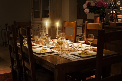 This Is Perfect If Youu0027re Having A Simple Anniversary Dinner At Home With  Your Significant Other Or If You Want To Immerse In A Calming Environment  After A ...